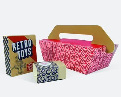 Packaging Comercial Cajas